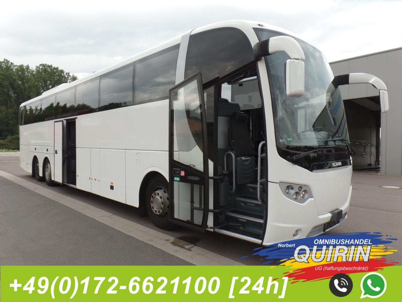 Scania OmniExpress 360-14.2 ( EZ 9/2013 ) 63-Sitzer Reisebus kaufen.