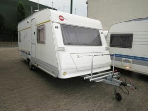 Tabbert Davinci 525TD Vorzelt.Mover.100km/h.Autark.Solar