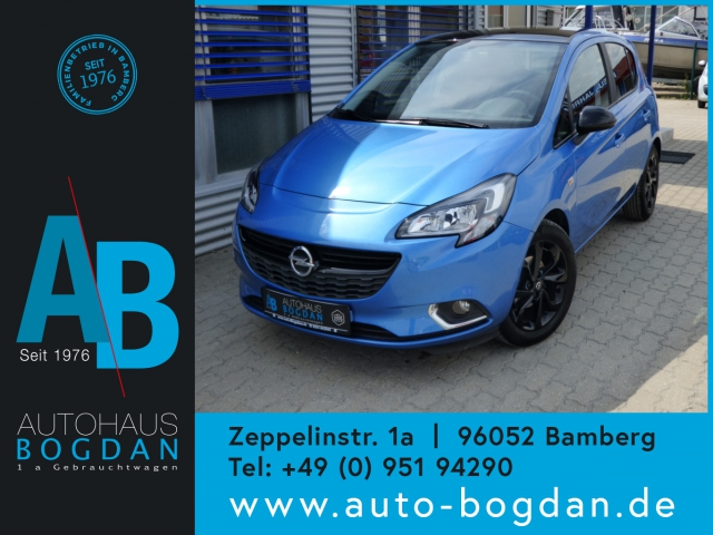 Opel Corsa E Color Edition