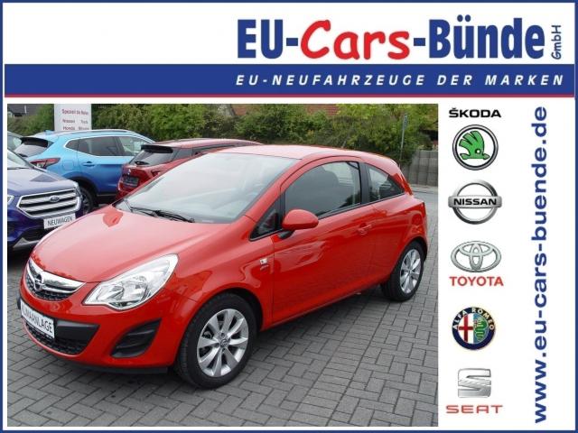 Opel-Corsa D 1.2 Active Klima/LM/Tempomat