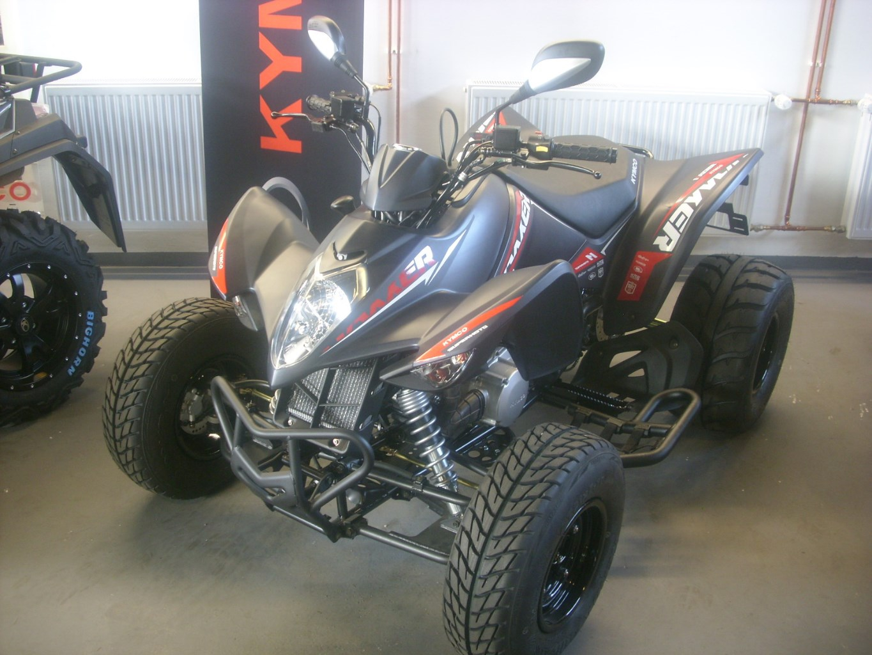 Kymco Maxxer 300 Supermoto LOF