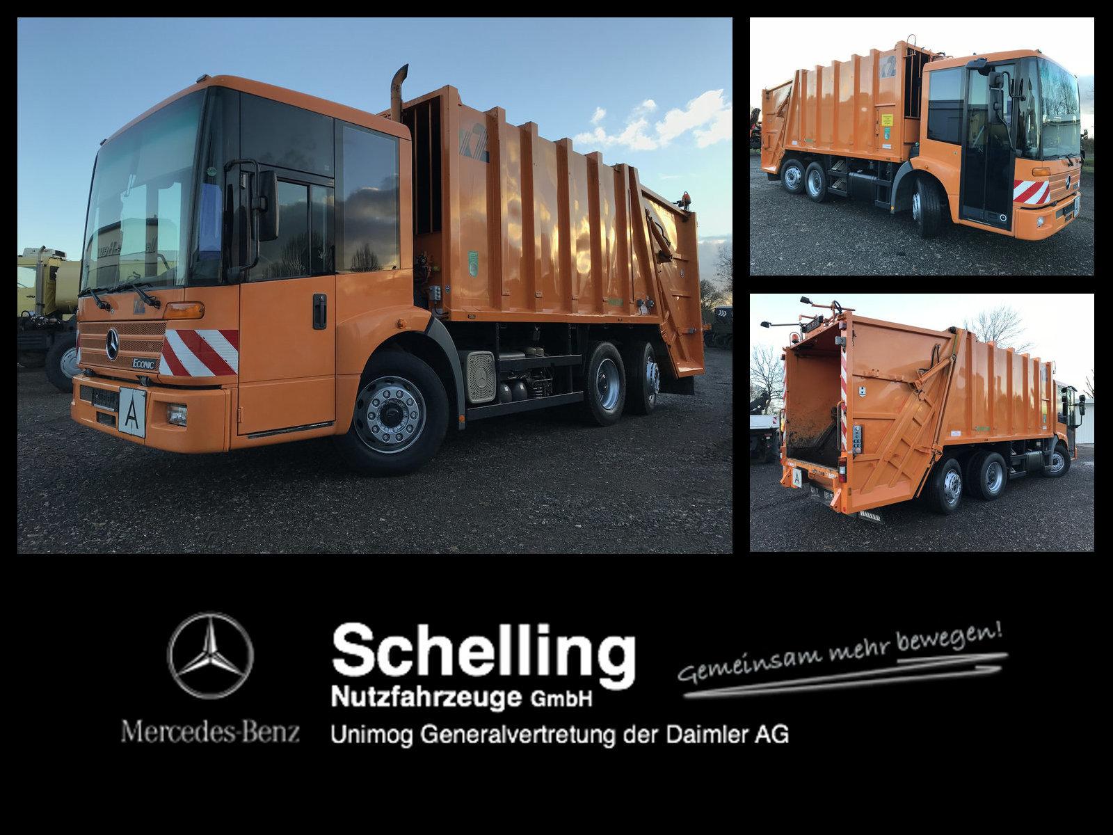 Mercedes-Benz Econic - 2628 - Haller