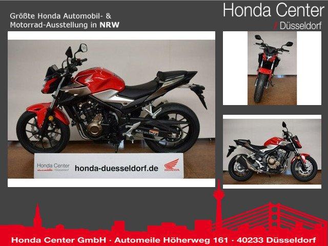 Honda CB 500 F ABS * Neu * 0 KM *