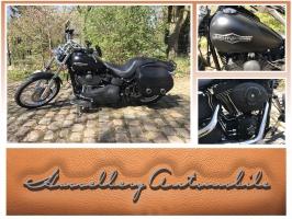 Harley Davidson Night Train neuwertig nur 900 km MwSt. !!