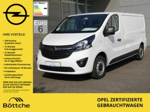 Opel Vivaro Kasten 1.6 Biturbo CDTi L2 PDC KAMERA EU6