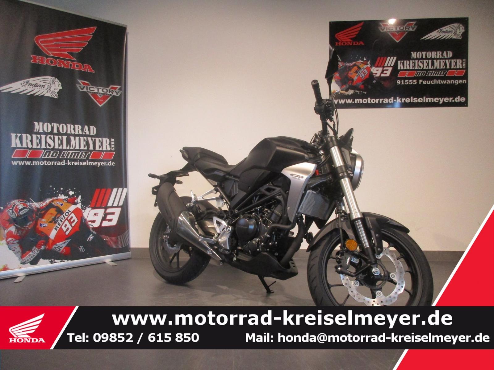 Honda CB300R, mit 309.-? Preisvorteil sofort verfügbar