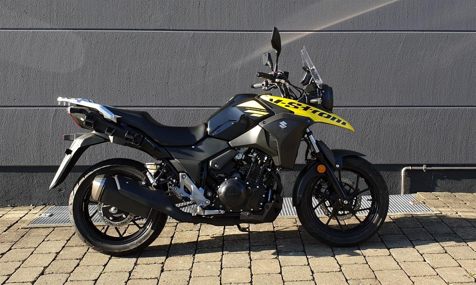 Suzuki V-Strom 250, DL 250!!! Modell 2019