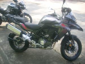 Benelli TRK 502X