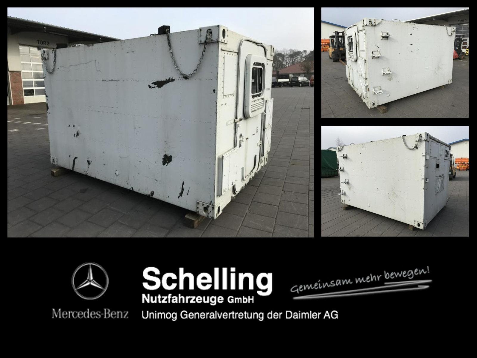Sonstige Shelter - BW - Kabine I - Unimog Camping -