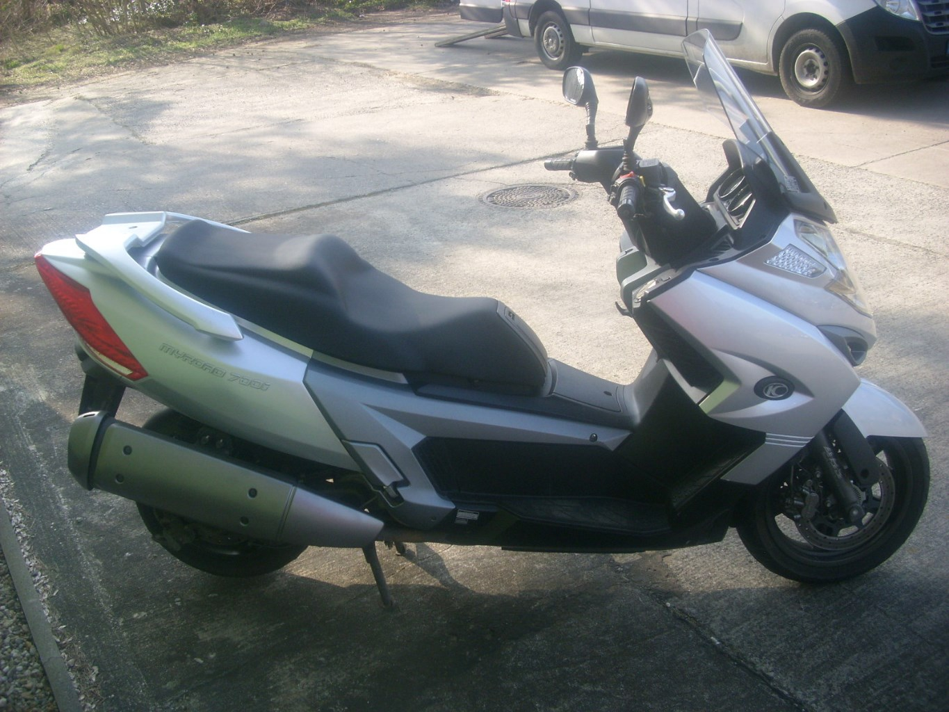 Kymco My Road 700i ABS