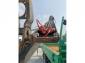 MAN TGL 12.240 Meillerkipper Heck kran HMF 403 K2 Schneeplatte Hydraulik