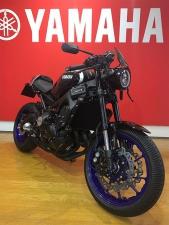 Yamaha XSR 900 - Neufahrzeug sofort ab Lager