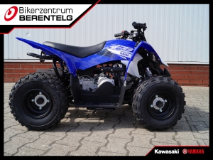 Yamaha YFZ50 Racing Blue