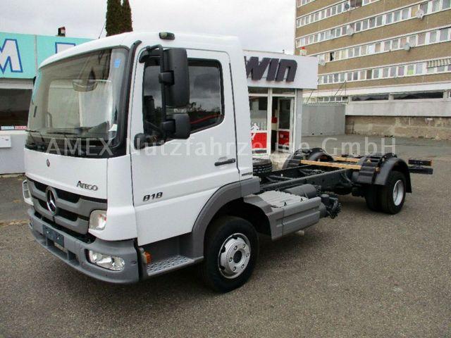 Mercedes-Benz 818L Atego 4x2