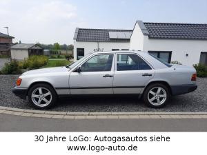 Mercedes-Benz 230 E LPG Autogas=70Ct.tanken!W124,H-Kennzeichen