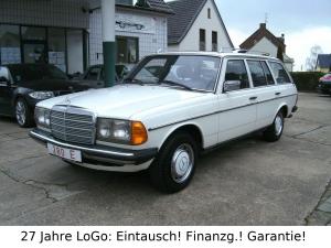 Mercedes-Benz 280 TE H-Kennz. W123 in Bestzustand, Rarität !!