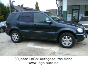 Mercedes-Benz ML 500 Prins LPG Autogas=55 Cent tanken,V8 2.Hd