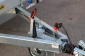 Humbaur HA 132513 Überfahrwand 1.3to 2.5x1.3m PKW Stahlgitter