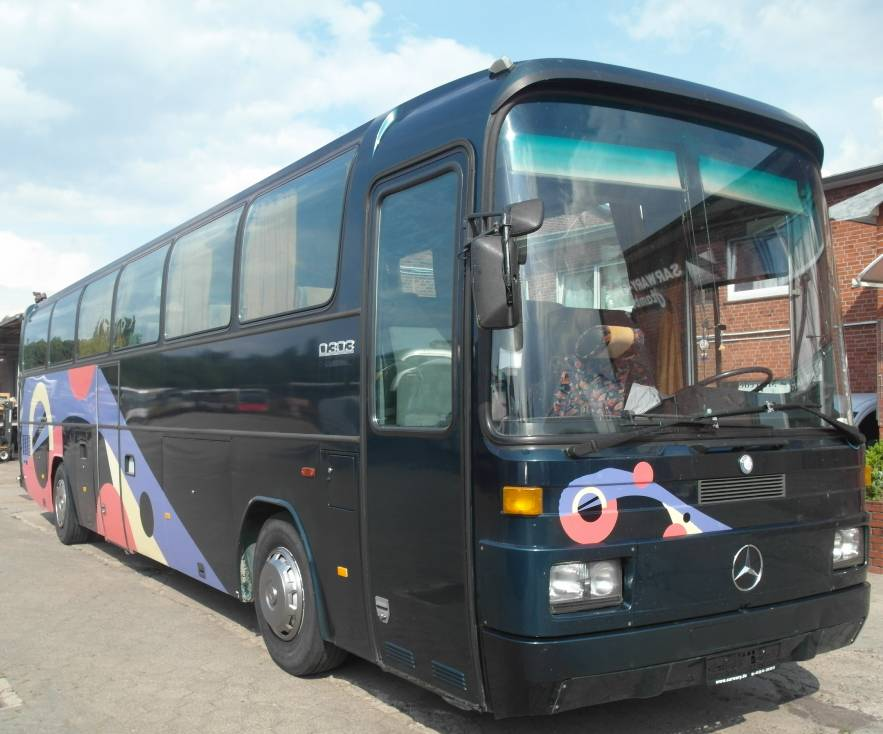 Mercedes-Benz O 303 15 RHD SUCCESS