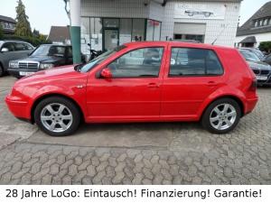 VW Golf GTI Rarität 1,9 TDi Sammlerstück 1. Hand !