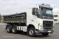 Volvo FH500 6X4 Liftbare Antriebsachse Bordmatik Liege