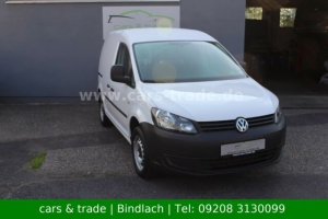 Volkswagen Caddy Kasten 1.6 *Klima*Radio*scheckheft