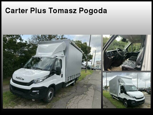 Iveco Daily 35S18 Pritsche Plane mit LBW 132 kW (1...