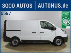 Renault Trafic L1H1 3-Sitze Navi Klima AHK