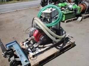 Sonstige Speck HD-Pumpe mit Benzinmotor/Spülsystem