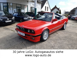 BMW 318iS Cabrio LPG-Autogas = 50 Cent tanken !!!!!