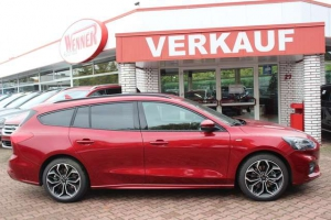Ford Focus Turnier ST-Line 182PS / Winter
