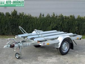 Sonstige MT 850 BS3 Motorradtransporter 850 kg