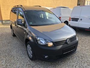 Volkswagen Caddy,Maxi,4 Motion,Tramper,Standh.