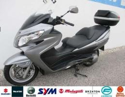 Suzuki Burgman 400 ABS * sehr gepflegt, Reifen neu, Top-Case, ...*