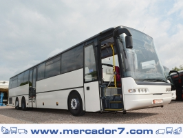 Neoplan N 318 UE / Schaltgetriebe / Euro 3