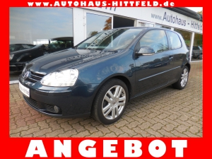VW Golf 1.4 >Tour< Klima Alus *AT-Motor 38tkm*