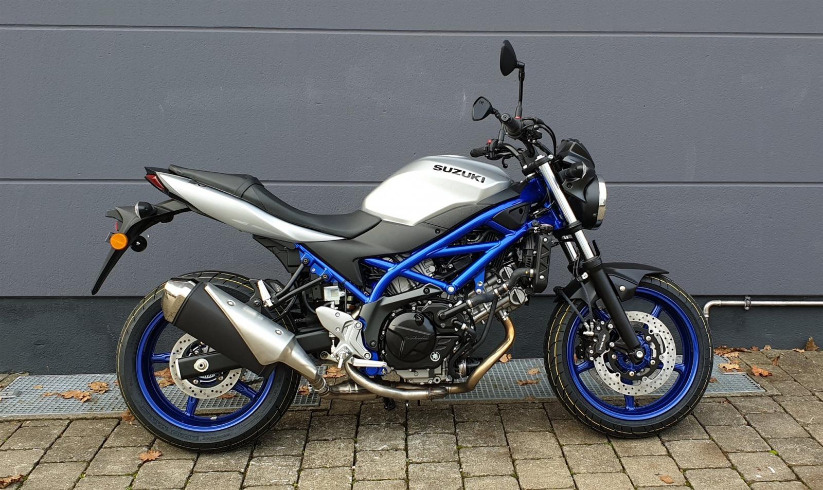 Suzuki SV 650, Neue Farben !!! Modell 2020 !!!