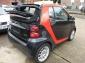 Smart ForTwo Cabrio 1,0 mhd mit Klima, rot foliert