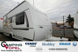 Fendt Bianco Selection 465 TG Modell 2020 mit 1.800 kg
