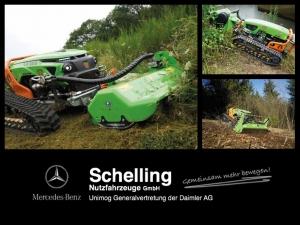 Sonstige MDB Green Climber - Mähraupe - Forstmulcher