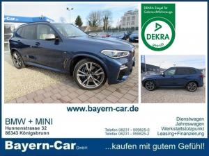 BMW X5 M50d MSport+22 Sitzlüf.Standh.NightV.Neu126