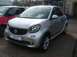 Smart ForFour 52KW Passion*Cool&Audiio*PTS*Komfort Pak