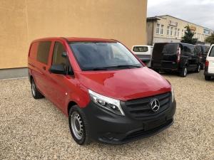 Mercedes-Benz Vito 119 CDI,Mixto (5Si.),Allrad,lang,Standh.