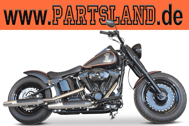 Harley Davidson FLSTF FAT BOY CUSTOM BIKE