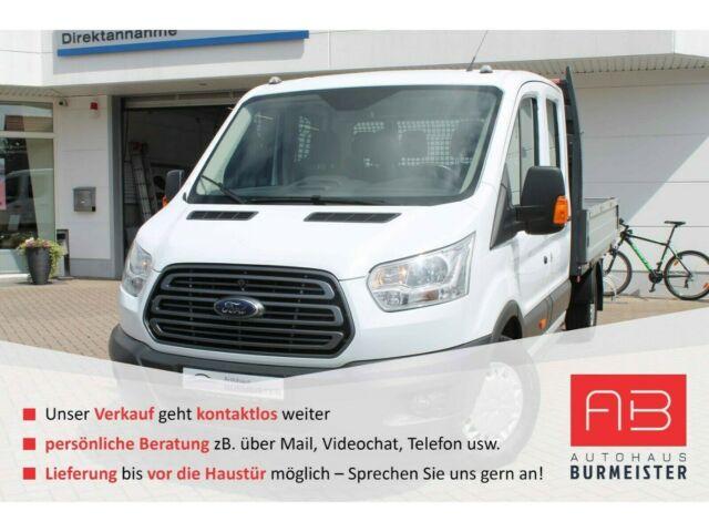 Ford Transit Pri 350L3 DoKa Trend+AHK+7 SITZE+KLIMA