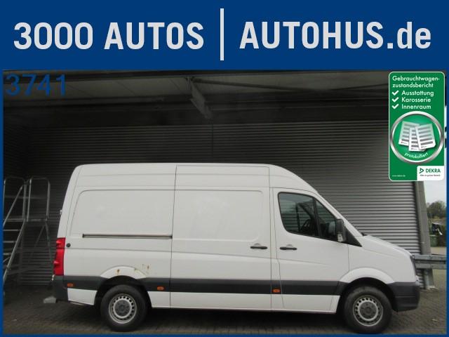 Volkswagen VW Crafter 35 2.0 TDI L2H2 Klima Tempomat Klima Tempomat