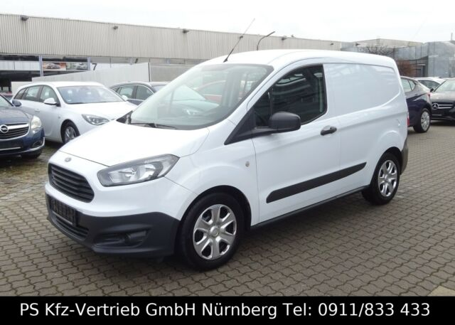Ford Transit Courier 1.5 TDCI PDC Sitzheizung 1.Hand