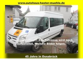 Ford Transit Kombi FT 300 L *9-Sitzer*Rollstuhlrampe*