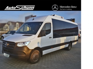 Mercedes-Benz Sprinter 516 cdi EXTRALUNG 22+1 LOCURI WEBASTO