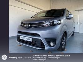 Toyota Proace (Verso) 2,0-l-D-4D L1 (7-Si.) Autm. Verso Executive 130 kW, 5-türig (Diesel)